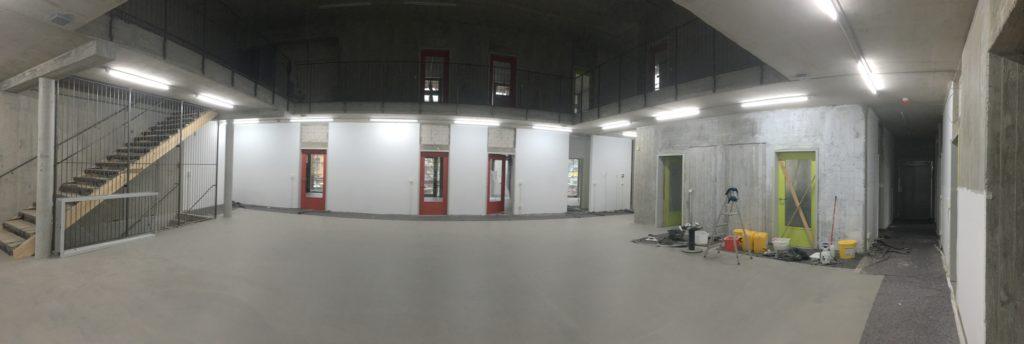 Halle / Essbereich / Galerie
