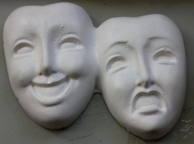 Gipsmaskenprojekt